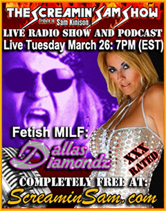 Click here for more: March 26, 2013 Dallas Diamondz Fetish MILF