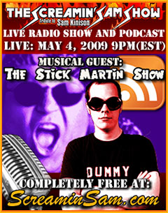 The Stick Martin Show - Live Unplugged